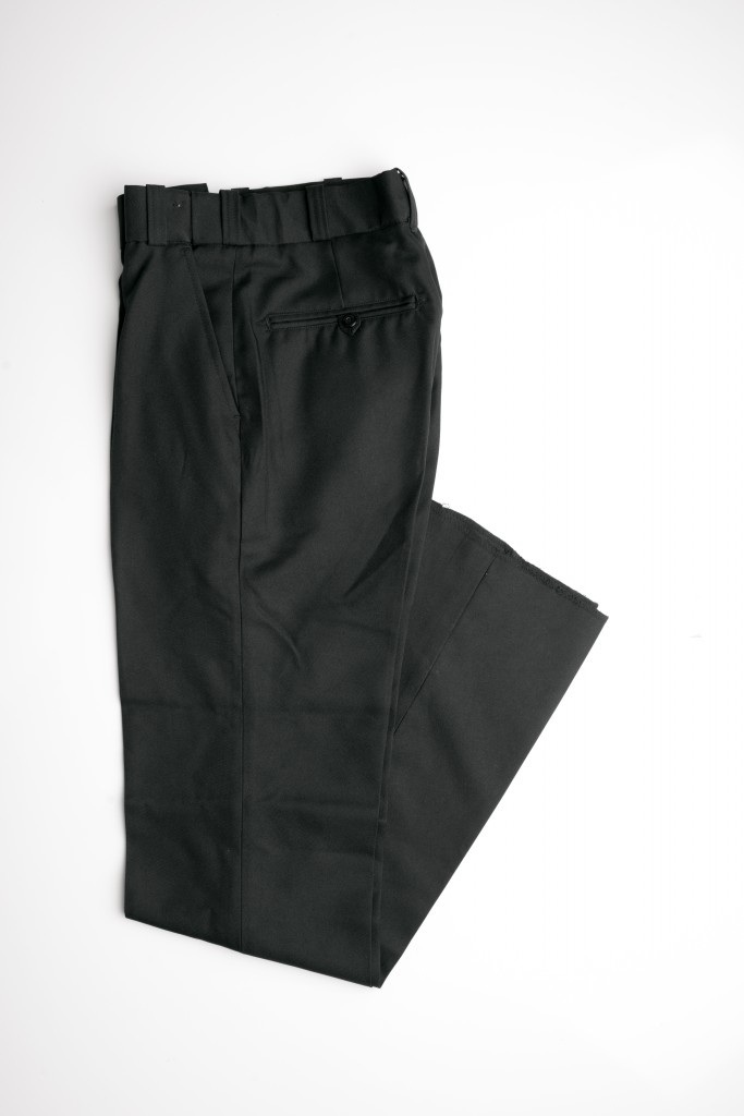 Polyester Station Uniform Pants