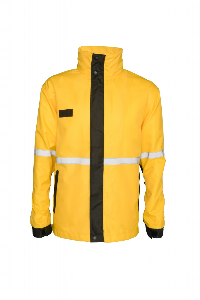 3in1 Classic Security Jacket - Yellow