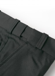 Polyester Station Uniform Pants - Waistband