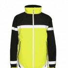 First Responder Jacket_HV Yellow_Front