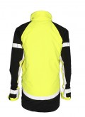 First Responder Jacket-HV Yellow_Back